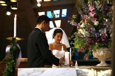 WeddingCandle