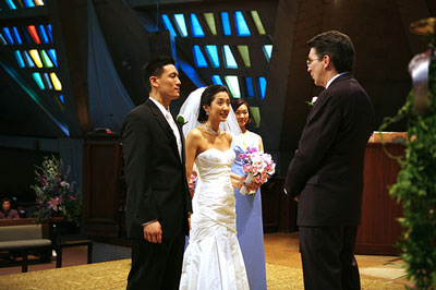 Palo Alto Wedding Church