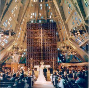 Bay Area Church Wedding