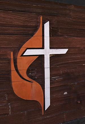 cross_flame_wood_sign