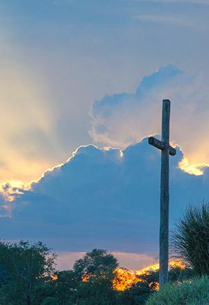 cross_sunrise
