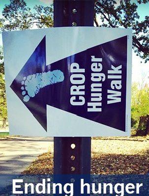 Peninsula CROP Hunger Walk