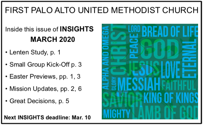Insights March 2020 web graphic