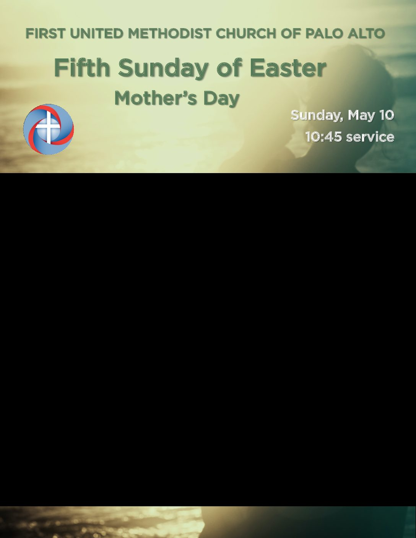 Worship Bulletin 5.10.20