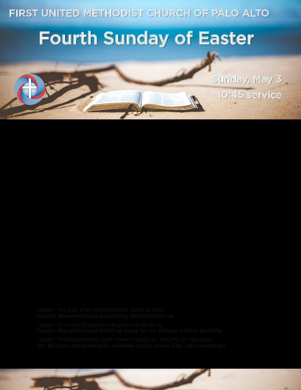 Worship Bulletin 5.3.20 v2