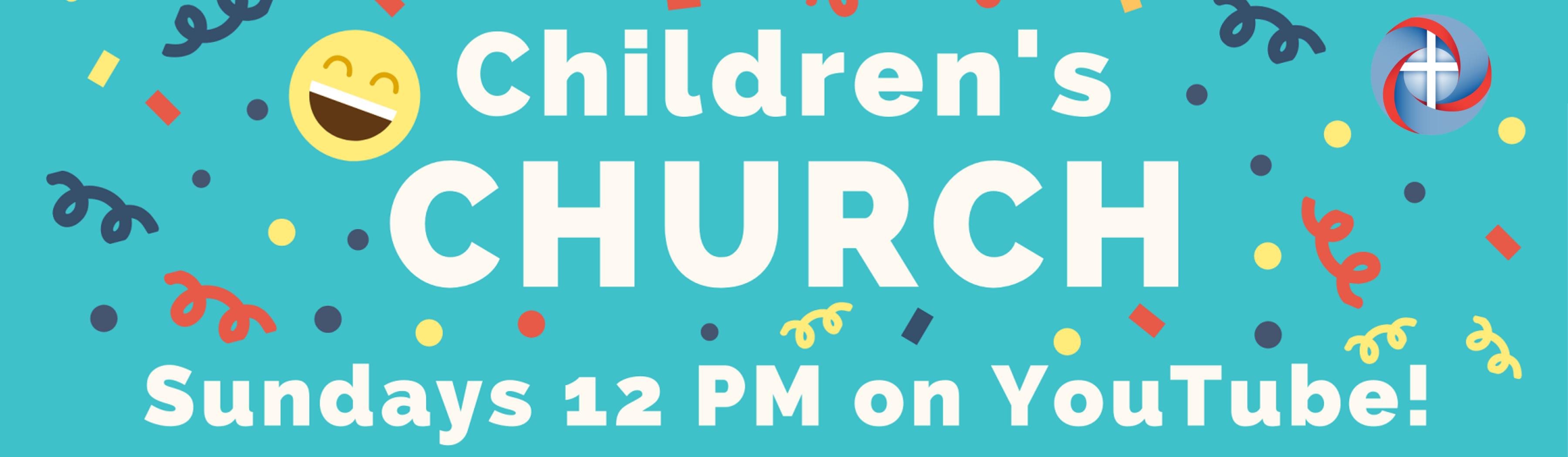 Children's Church Banner